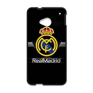 RealMadrid Club de Futbo Cell Phone Case for HTC One M7