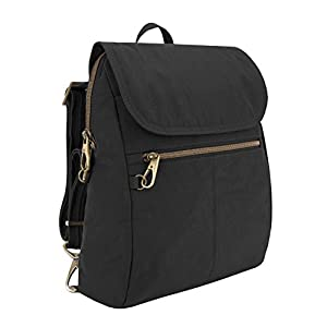 Travelon Luggage Anti-Theft Signature Slim Backpack