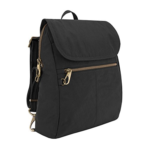 Travelon Anti-theft Signature Slim Backpack, ()