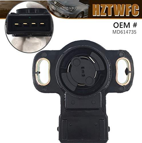 HZTWFC TPS Throttle Position Sensor OEM # MD614735: