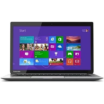 Toshiba KIRAbook 13i7s 13.3-Inch Touchscreen Ultrabook (1.8 GHz Intel Core i7-4500U Processor, 8GB DIMM, 256GB SSD, Windows 8.1) Silver