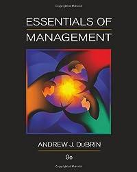 Essentials of Management, 9th Edition