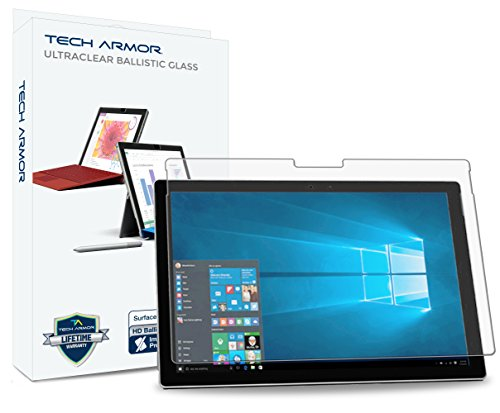 Tempered Glass for Microsoft Surface Pro 3 Clear - 8