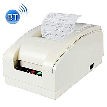 Impresora portátil Impresora, QS-7601 76mm Bluetooth portátil de ...