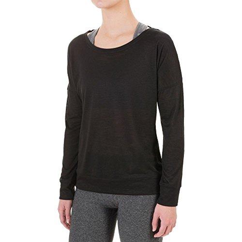 幸運なことに神聖廃棄(バランス) Balance レディース トップス Collection Impulse Shirt - Scoop Neck, Long Sleeve [並行輸入品]