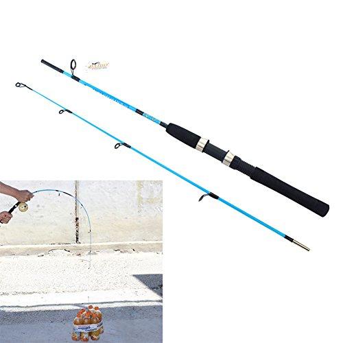 1.2M Portable Fiber Reinforce Plastic Rod Telescopic Fishing Pole - 1
