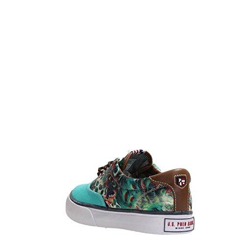 Donna U.S.POLO ASSN. u.s. polo sneaker da in acciaio inox