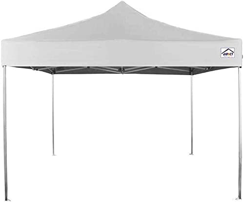 Impact Canopy 040030001-VC 10 x 10 Pop Instant Tent Frame Canopy Accessories Included