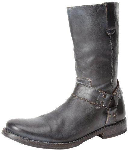 Bed Stu Men's Libra Boot,Black,10.5 M US