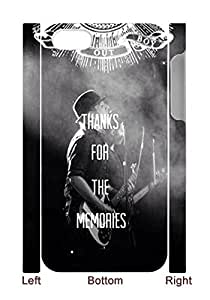 Cases for iphone4 4s(3D),DIY The fall out boy phone Cover cases with DEYW.