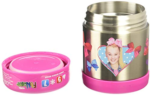 Thermos Funtainer 10 Ounce Food Jar, JoJo Siwa