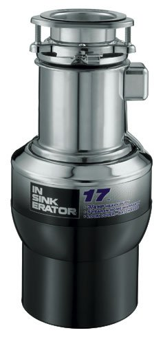 InSinkErator 3/4 HP 60 Hz Stainless Batch Feed Garbage Disposer #17