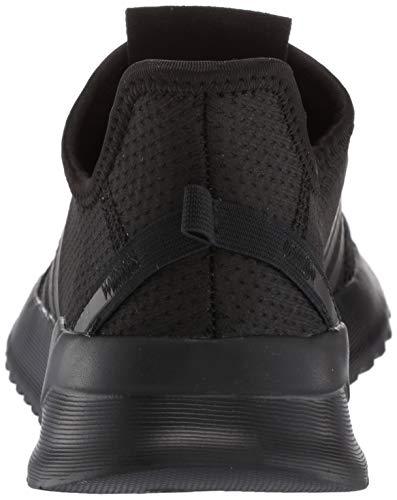 adidas Originals Baby U_Path Running Shoe Black/White, 5.5K M US Toddler by adidas Originals (Image #2)