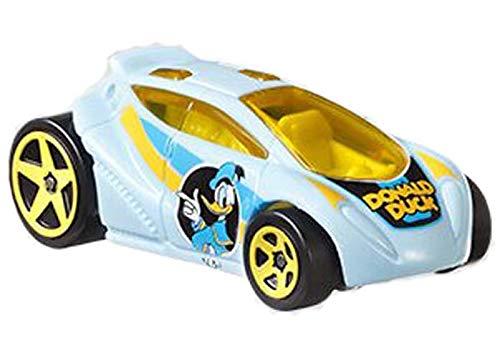 Hot Wheels Disney Vandetta ( Donald Duck ) (Donald Duck Car)