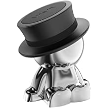 Phone Holder for Car, VAVA Magnetic Car Phone Mount with Universal Stick-On Design for iPhone 7 / 7 Plus / 8 / 8 Plus / X / Samsung Galaxy S8 / S7 / S6 and more