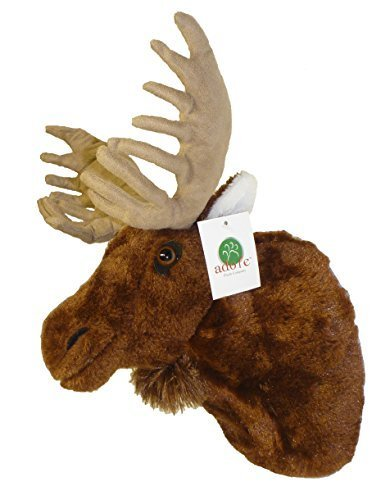 Top 10 best plush deer head wall decor