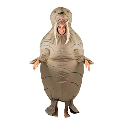(Bodysocks Inflatable Walrus Costume)
