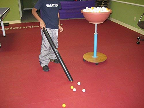BaBo 36 Long Table Tennis Ball boy Picker Upper Collector Tube Unique Retriever Gift