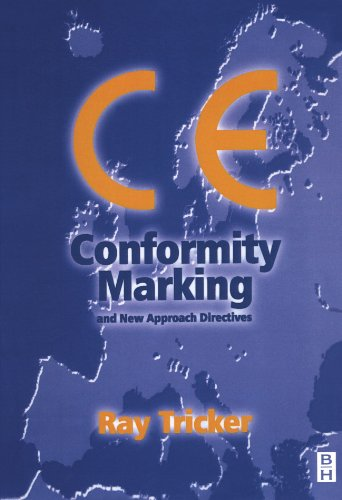 [Free] CE Conformity Marking: and New Approach Directives RAR