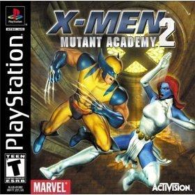 X men games.com