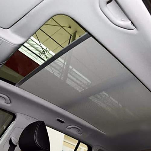 WOVELOT Auto Schiebe Dach Sonnen Schutz Vorh?nge Ober Licht Shutter Modell f/ür Q5 Sharan Tiguan 1K9877307A 5Nd877307 Grau
