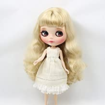 Sleeveless dress with 7 point pants for Blythe doll available for Blythe Chole AZONE Licca doll accessories