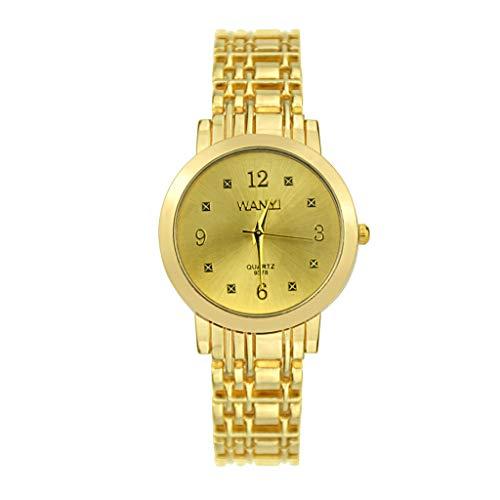 2019 New Women's Fashion Bracelet Watch Creative Gift Quartz Watch,Outsta 2019 Fashion Watches ()