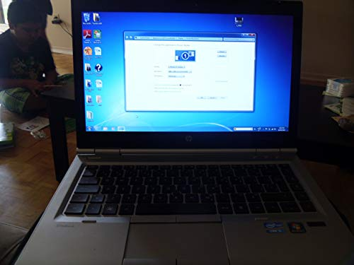 HP EliteBook 8460P (MBHP8460-W10/2.5CI5-8)