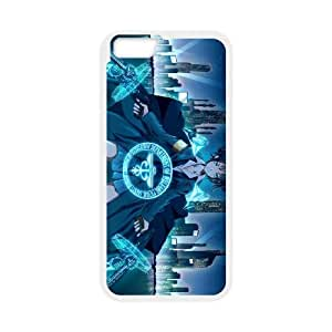 iPhone 6 Plus 5.5 Inch Cell Phone Case White Psycho Pass KTG Generic Phone Case For Men