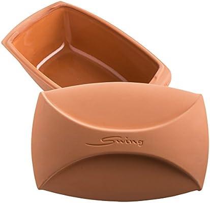Römertopf Swing - Fuente de cerámica con Tapa (para 4 Personas ...