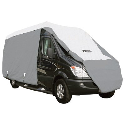 Classic Accessories PolyPro III Deluxe RV Cover - Fits 23ft. Class B RV, 276in.L x 84in.W x 117in.H, Model# 80-104-151001-00 by Classic Accessories