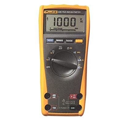 Fluke 175 Digital Multimeter 6000 digits CAT IV 600V