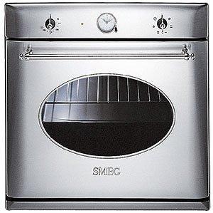 Smeg SI850X-5 - Horno (Horno eléctrico, 51 L, 3000 W, 2600 W ...