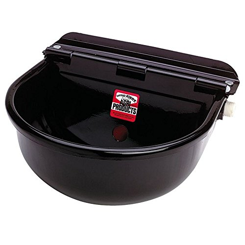 Little Giant 88ESW Automatic Waterer, Black