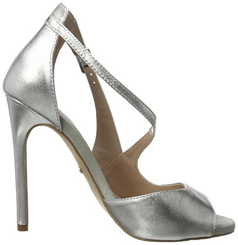 Carvela Geep Np - Tacones Mujer plateado (silver)