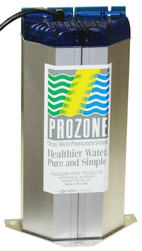 - Prozone Water Products PZ4 110v Ozone System Generator for Residential Pools