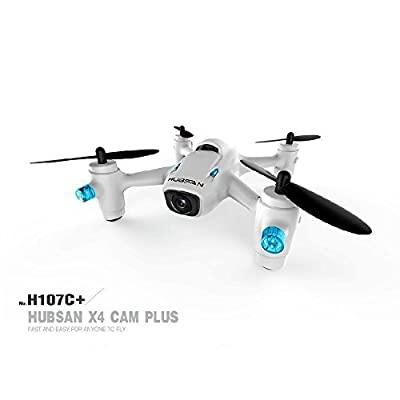 Hubsan X4 Camera Plus H107C+ 2.4G RC Quadcopter with 720P Camera RTF