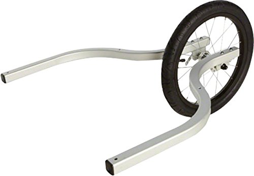 Burley 2 Seat Bike Trailer Jogger Kit by Burley Design