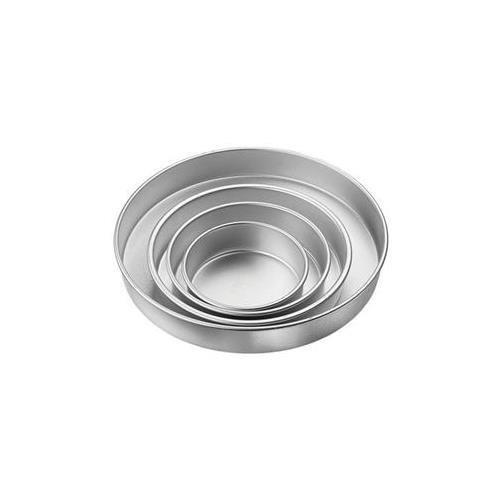 round aluminum pan set