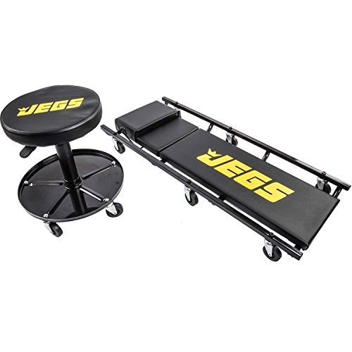 JEGS Performance Products 81160 Creeper and Air Seat Set by Jegs (Image #9)