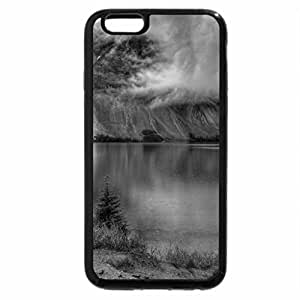 iPhone 6S Case, iPhone 6 Case (Black & White) - Beautiful Place