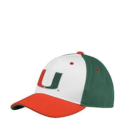 adidas Miami Hurricanes Climalite Adjustable Hat