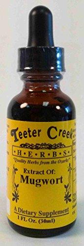 (Teeter Creek Mugwort Extract 1 fl oz)