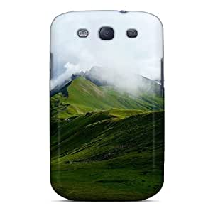 New Arrival Premium S3 Case Cover For Galaxy (mountain Cloud Alps France)
