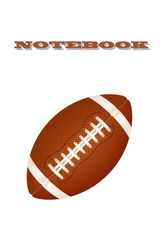 Download NOTEBOOK - American Football Ball pdf epub
