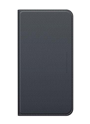 ゾーン小麦粉セールスマンASUS ZenFone 5 (ZE620KL)/ZenFone 5Z (ZS620KL) 専用 Folio Cover ダークグレー 90AC0340-BCV001