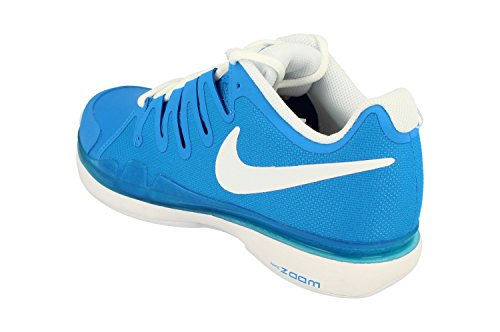 5 Zoom 9 Mens White Vapor 631457 Blue Tennis Clay NIKE 164 401 Tour Binary dRtqq