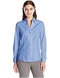 Women's Long Sleeve Non Iron Stretch Shirt
