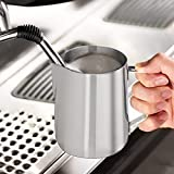 Milk Frothing Pitcher, ENLOY Stainless Steel