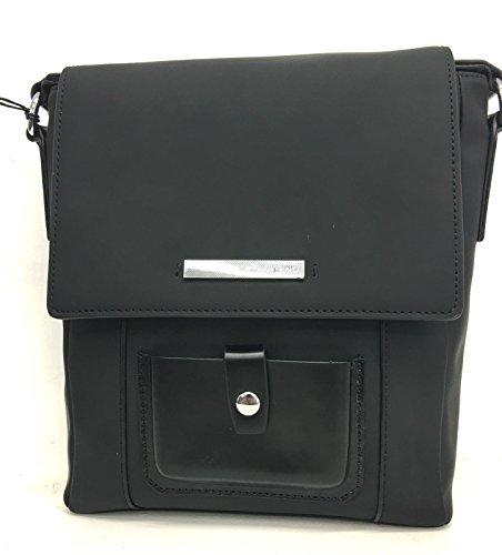 Trussardi Jeans By Trussardi - Tote Bag Black For Black Man